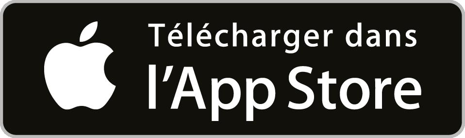 Télécharger l'appli à partir de l'App Store
